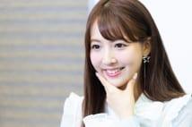 三上悠亜 目標は「記憶に残る女優になりたい」