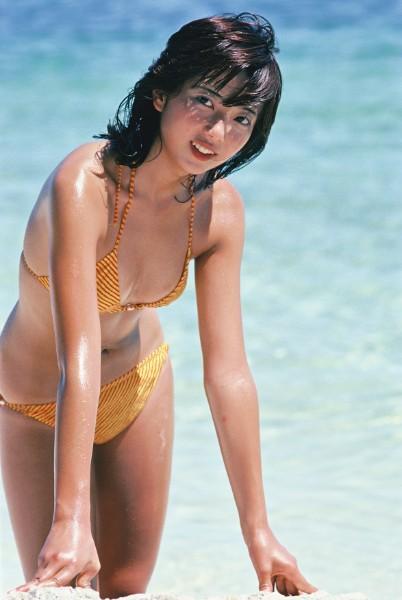 70年代アイドル水着 40年を経て復活! 1970年代アイドルの厳選ビキニ写真 NEWS ...