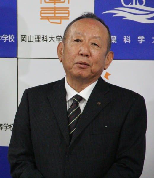 加計孝太郎・加計学園理事長(時事通信フォト)