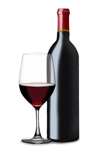 ワインと餃子の意外な組み合わせで健康に(写真:Getty Images)