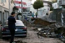 北海道地震を的中させた専門家、台風との相関を指摘