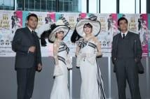 神田沙也加&朝夏まなと、主演ミュージカルの煌びやかな衣装