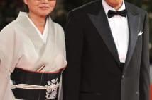 急逝した角替和枝さん、「うちのサクラ」と自慢していた