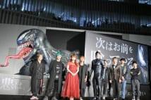最強のダークヒーローが東京に降臨!『ヴェノム』ジャパンプレミアレポート!