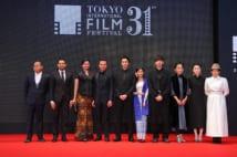 いよいよ開幕!東京国際映画祭レッドカーペットレポート!