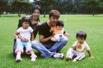 隠れ脳梗塞繰り返した秀樹さん 妻と3人の子が闘病支えた