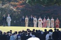 園遊会豆知識、両陛下が使われるビニール傘は8000円