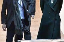 TOKIO城島茂と25才年下恋人との「変装なし」最新2ショット