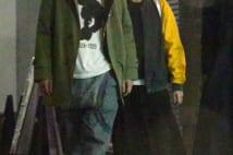 高岡早紀、密会した実力派俳優との密着写真4枚