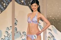 ミス日本グランプリに輝いた東大生、度會亜衣子さんの美BODY