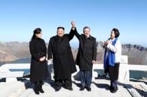 38度線は対馬まで下がる 南北統一朝鮮は金正恩の思うがまま