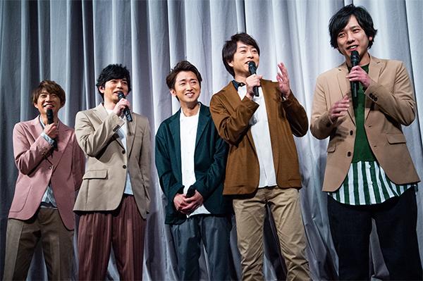 今がいちばん仲がいい嵐、新幹線でもメンバー同士で隣の席|NEWSポスト ...