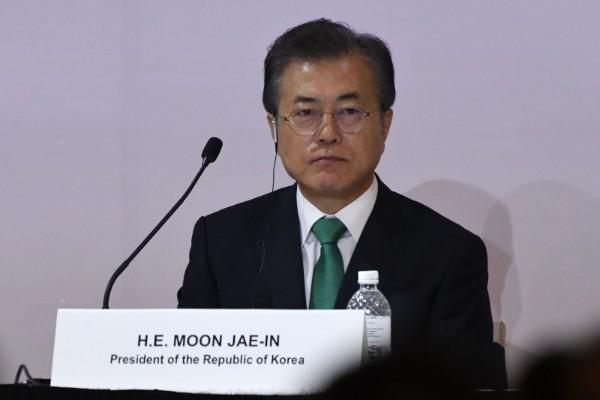 韓国にとって朝日新聞は「友好メディア」だという(時事通信フォト)