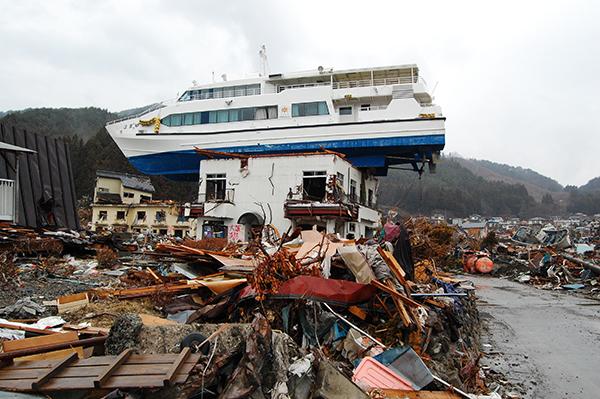 東日本 大震災 写真