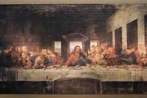 米津玄師で話題の大塚国際美術館で体験できる「最後の晩餐」