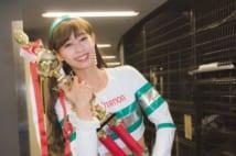 RQ大賞グランプリの林紗久羅 目指すは「日本初の生涯現役」