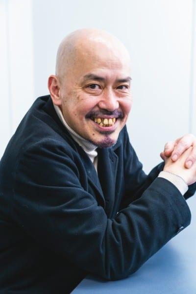 「カップヌードル」のCMを手がけた中島信也氏(撮影/槇野翔太)