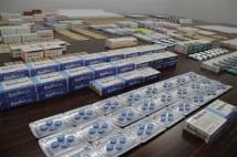 未承認ED薬を販売目的所持 インド人逮捕 大阪府警
