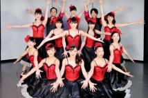 浅草で人気の美女軍団 「虎姫一座」の1日に密着
