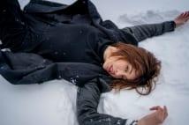 雪の上に寝転がってみたりも