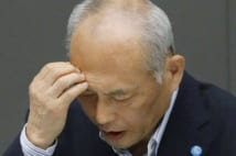 この年、舛添要一東京都知事が辞職した(時事通信フォト)