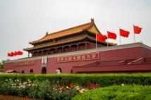 中国からの旅行客が激減