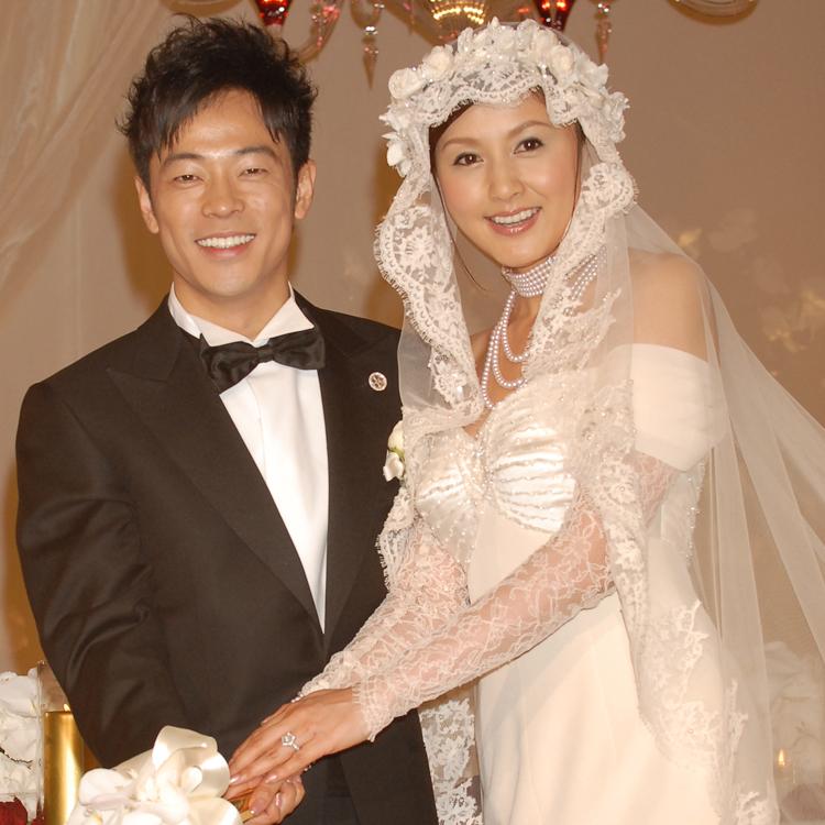 辻仁成 結婚