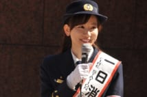 皆藤愛子や浅田舞も 「一日消防署長」に芸能人起用の理由