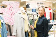 体形をカバーしつつトレンドを取り入れた洋服を揃える京王百貨店(撮影/田中智久)