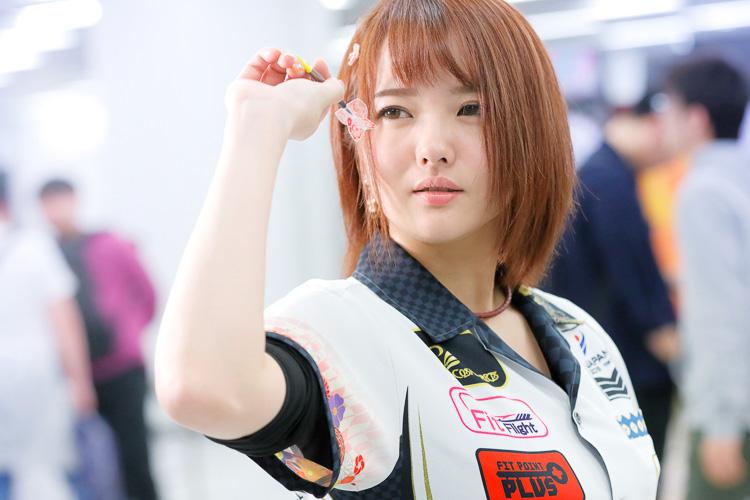 年間チャンピオンを見据える強さ持つ岩田夏海選手