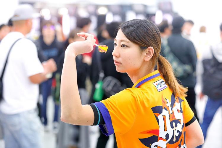 右投げから左投げに変えてイップスを克服した菟田美奈子選手