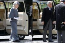 【ありがとう、平成】昭和天皇・香淳皇后が眠られる武蔵野陵をご参拝
