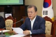 韓国人の誇りだった「漢江の奇跡」を削除する意図とは(EPA=時事)