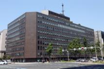 竹中工務店の本社ビル(時事通信フォト)