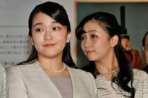 宮内庁で高まる眞子さま結婚を願う声(撮影/JMPA)