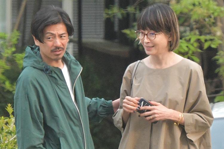 宮沢りえ、ふんわり服で森田剛とデート 映画降板の理由は?