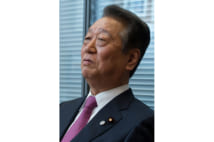 小沢一郎氏「平成の元号案は竹下さん小渕さんと僕で決めた」