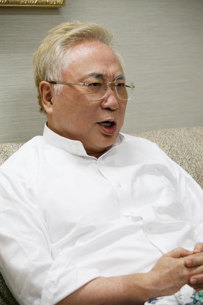 最新の韓国情勢について語る高須院長