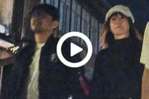 【動画】深田恭子のラブラブデート 決定的瞬間の写真5枚!