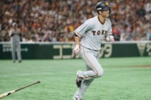 巨人・坂本勇人の開幕からの連続試合出塁は36でストップしたが(写真:時事通信フォト)