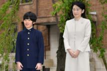 秋篠宮夫妻の心中は穏やかではいられない(撮影/JMPA)
