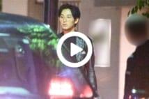 【動画】松田龍平と新恋人・モーガン誕生日なのに大ゲンカの修羅場
