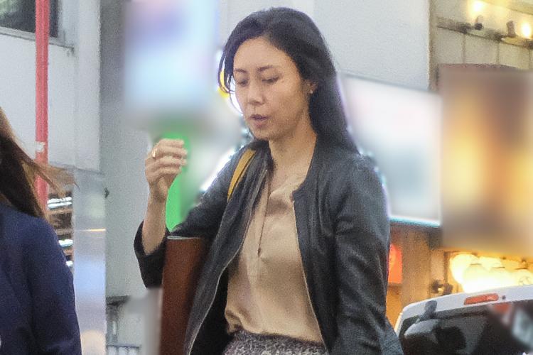 なつの養母、富士子役の松嶋菜々子【その2】