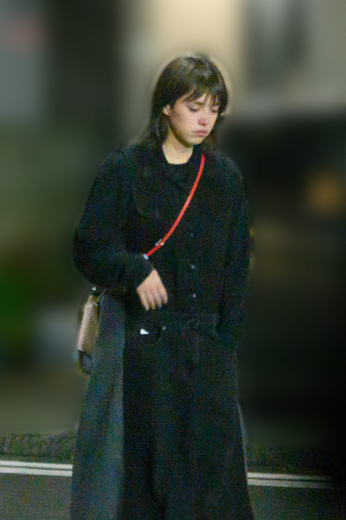 松田龍平の15才年下恋人、モーガン茉愛羅の号泣修羅場写真|NEWSポスト ...