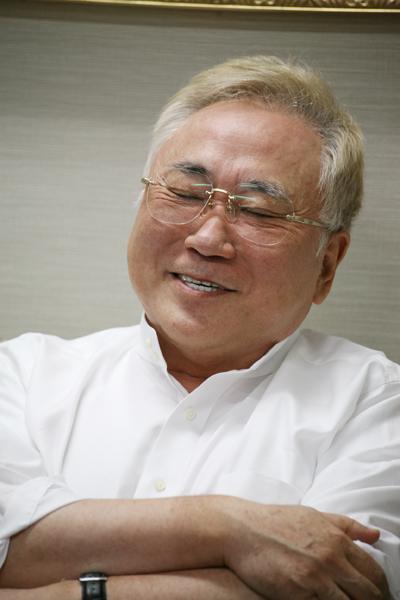 空き巣被害について語る高須院長