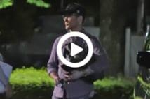 【動画】内野聖陽と17歳年下女優の交際 「親しくしています」