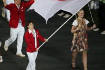 東京五輪 「開会式で掲げる国旗」のお値段は合計3億~4億円