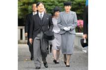 鮮烈デビューの皇后雅子さま 紀子さまと明暗分かれた