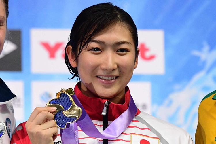 池江璃花子と萩野公介 「東京で金メダル」と誓い合った