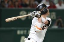 交流戦終盤で7試合連続でスタメンに名を連ねた重信慎之介(写真:時事通信フォト)